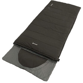 Outwell Contour Sacco a pelo, midnight black